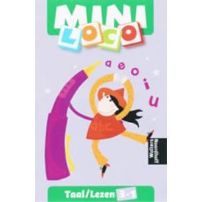 Mini Loco / Taal/ Lezen 3-1