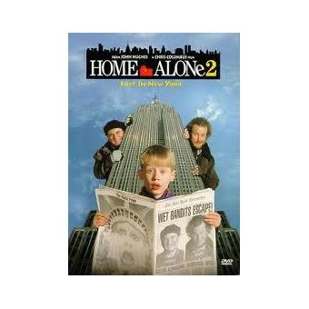 HOME ALONE 2 / LOST IN NY/ BILIN