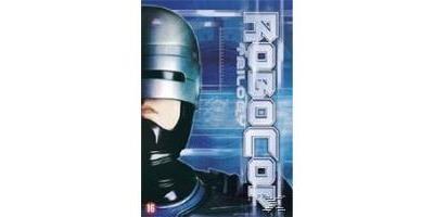 COFFRET ROBOCOP TRILOGIE 4 DVDS D