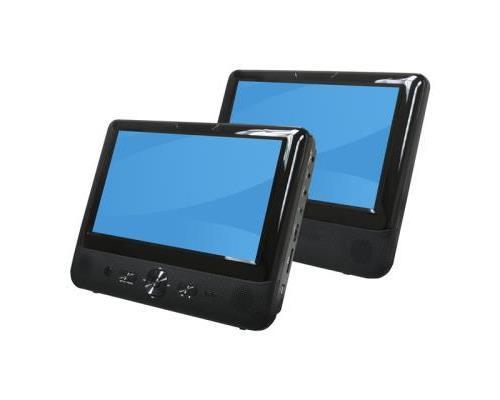 Fnac.com : DENVER MTW-984TWIN - lecteur DVD - Lecteur DVD portable.