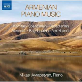 Armenische Klaviermusik