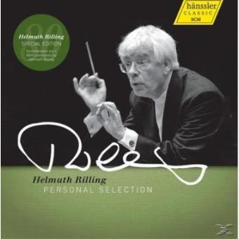 HELMUTH RILLING PERSONAL SELECTION/10CD