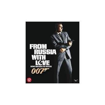 007 - Ordem para Matar - Blu-ray Importação