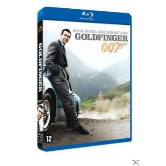 007 - Contra Goldfinger - Blu-ray Importação
