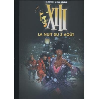 XIII, Tome 7 - La nuit du 3 août de Jean Van Hamme