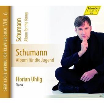 SCHUMANN: ALBUM FÜR DIE JUGEND