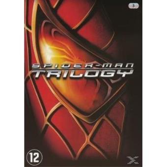 Spiderman Trilogy (3DVD) DVD-Box