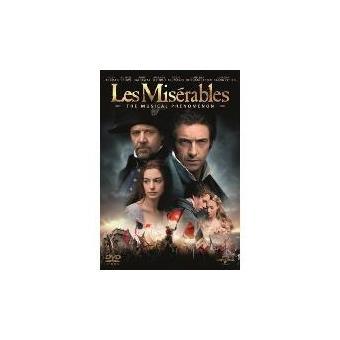 LES MISERABLES 2012 (DVD) (IMP)