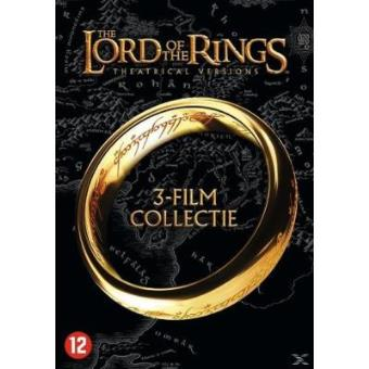 LORD OF THE RINGS THE: TRILOGY-NL