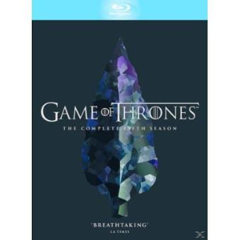 GAME OF THRONES S.5 (5BD) (IMP)