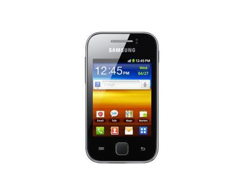Samsung Galaxy Y - 3G GSM - téléphone intelligent Android