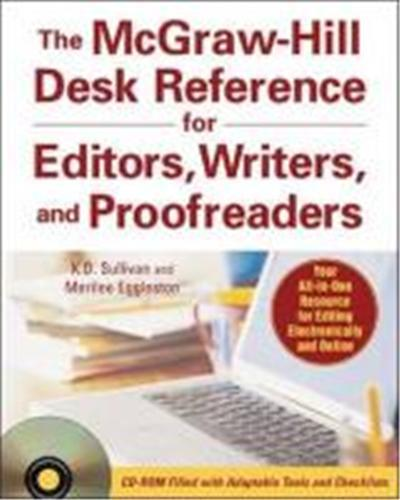 McGraw-Hill Desk Reference for Editors, Writers, and Proofre