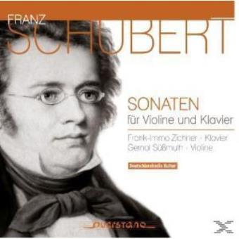 Sonatas For Violin & Pian
