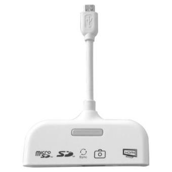 MOBILITY LAB MHL TO HDMI CARD READER 5IN1