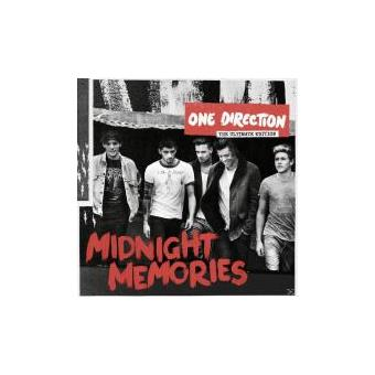 midnight memoriesultimate fan edition one direction