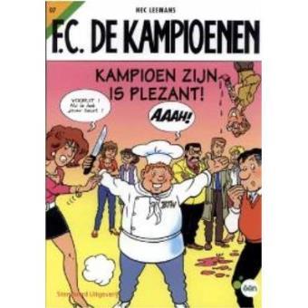 FC De KampioenenKampioen zijn is plezant!