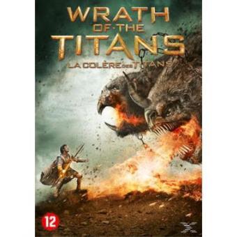 WRATH OF THE TITANS -COLERE DES TITANS-BIL