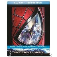B-AMAZING SPIDER-MAN 2-STEELBOOK 2DISC-BILINGUE