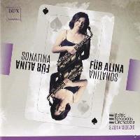 Fur Alina Mleczko Sonatine pour saxophone