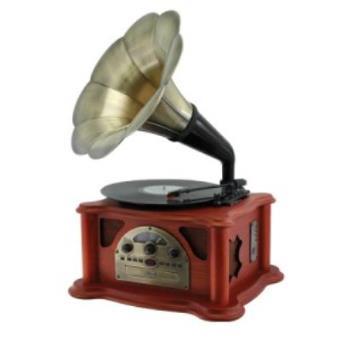 Ricatech Rmc350 Music Center Platine Vinyle Mp3 Usb Sd Cd