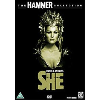SHE (DVD)IMP
