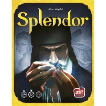 Splendor - Tablero