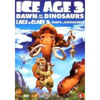 ICE AGE 3-DAWN OF THE DINOSAURS-BILINGUE