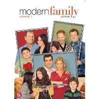 Modern Family 1-4 DVD-BILINGUE
