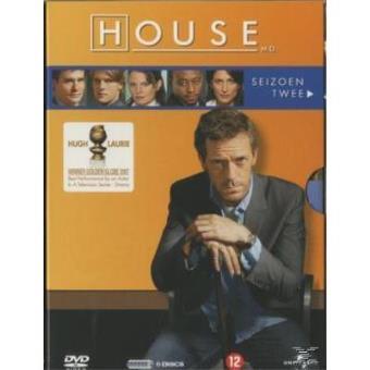 HOUSE MD 2-6 DVD-VO ST NL