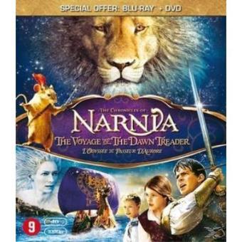 B-NARNIA-THE VOYAGE OF THE DAWN TREADER-BD+DVD-BILINGUE