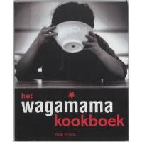 Het Wagamama-kookboek