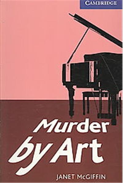 Murder by Art, Cambridge English Readers, Level 5