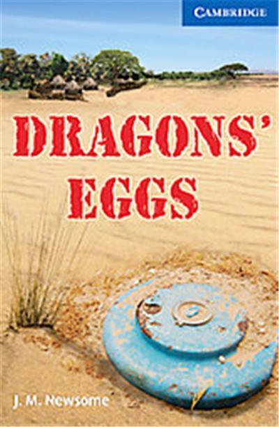 Dragons' Eggs Level 5 Upper-intermediate, Cambridge English Readers Series