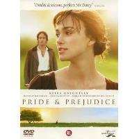 Pride & prejudice (dvd) (imp)