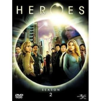 HEROES 2-4 DVD-VO ST NL