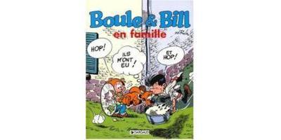Boule & bill en famille