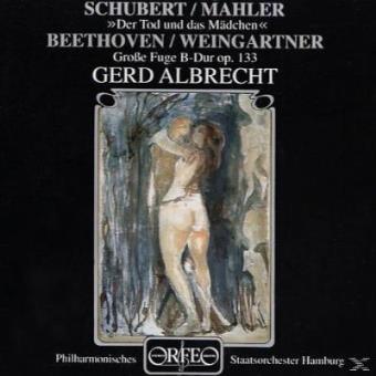 SCHUBERT/MAHLER: DER TOD UND DAS MA