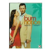 BURN NOTICE 1-4 DVD-BILINGUE