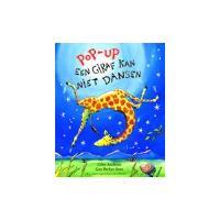 Pop-up Giraf kan niet dansen