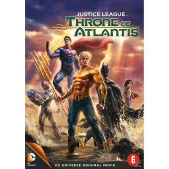 Justice League - Throne Of Atlantis