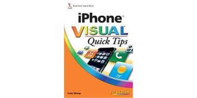 iPhone Visual Quick Tips, Visual Quick Tips