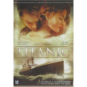 TITANIC 2012-2 DISC-BILINGUE