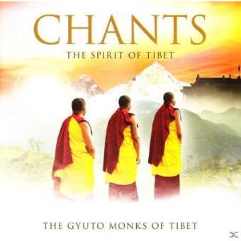 CHANTS:THE SPIRIT OF TIBET