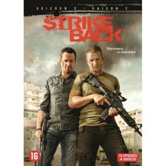STRIKE BACK SAISON 2 - Import Belge avec Langue FR