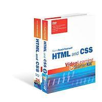 HTML AND CSS: VIDEO LEARNING STARTER KIT BUNDLE
