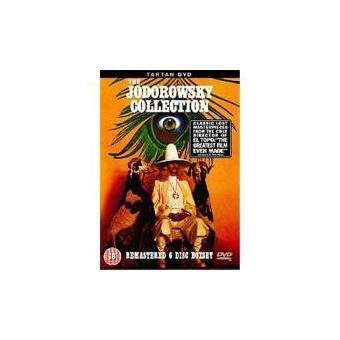 ALEJANDRO JODORWSKY X 6(DVD)IMP