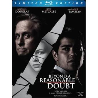 Beyond A Reasonable Doubt Limited Edition