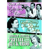 3 Classic Musicals Of The Silver Screen - Vol. 1 - Second Chorus / The Duke Is Tops / Private Buckaroo