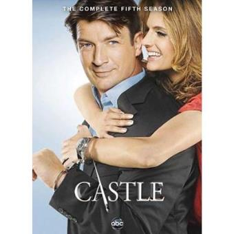 Castle - Seizoen 5 DVD-Box