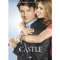Castle - Seizoen 5 DVD-Box